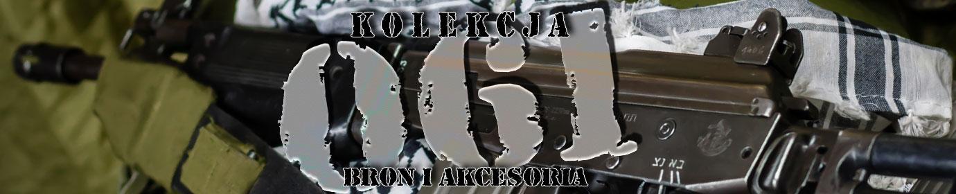 KOLEKCJA 061 - broń i akcesoria